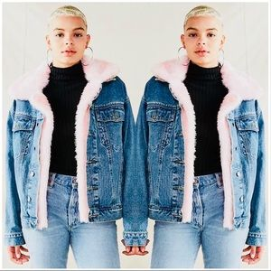 Jackets & Blazers - | new | Oversized Denim Jacket